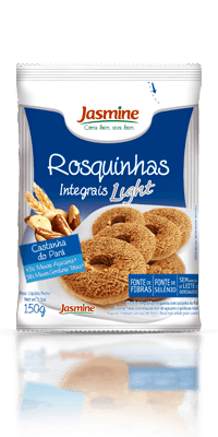 Rosquinhas Integrais Light Castanha do Pará