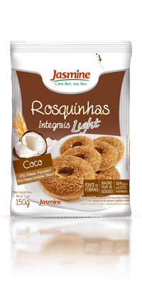 Rosquinhas Integrais Light Coco