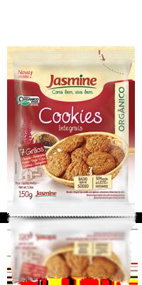 Cookies Integrais Orgânicos 7 Grãos