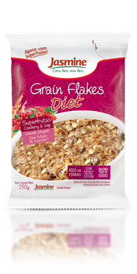 Grain Flakes Diet Superfrutas