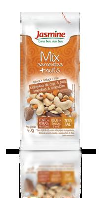 Mix Sementes + Nuts