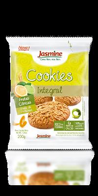 Cookies Integrais Frutas Cítricas