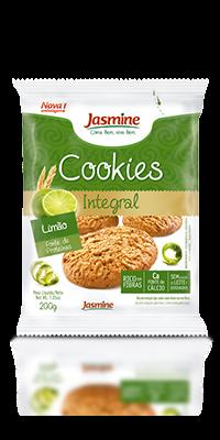 Cookies Integrais Limão