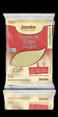 Farinha de Soja Orgânica