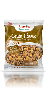 Grain Flakes Cereais Maltados