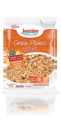 Grain Flakes Diet Castanhas e Frutas Tropicais