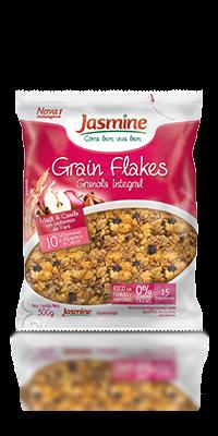 Grain Flakes Maçã & Canela