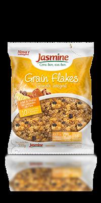 Grain Flakes Mel & Frutas