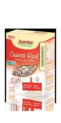 Quinoa Real Mista em Grãos