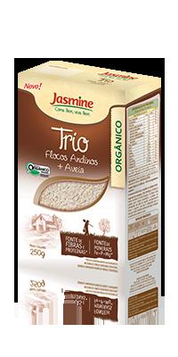 Trio - Flocos Andinos (Quinoa e Amaranto) + Aveia