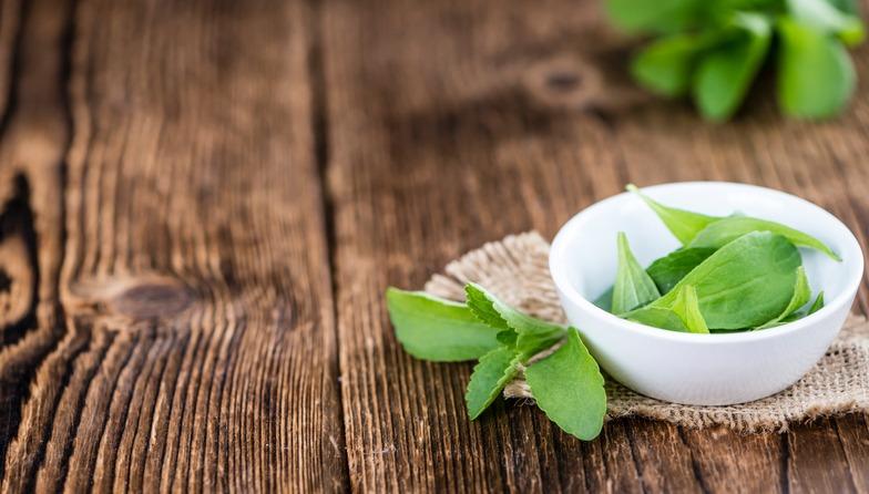 Stevia é 300 vezes mais doce que o açúcar refinado (foto: istock)