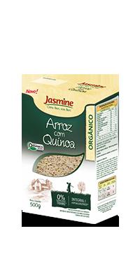 Arroz com Quinoa Orgânico