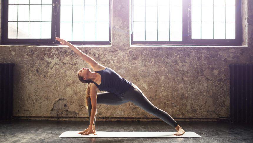 Yoga e alimentação