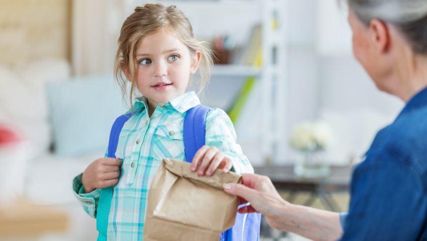 Alimentação Infantil, o que levar na lancheira?