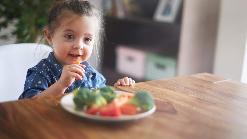 Transtornos alimentares na infância