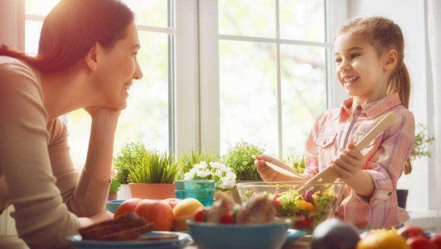 Nutrientes essenciais para um cardápio infantil saudável