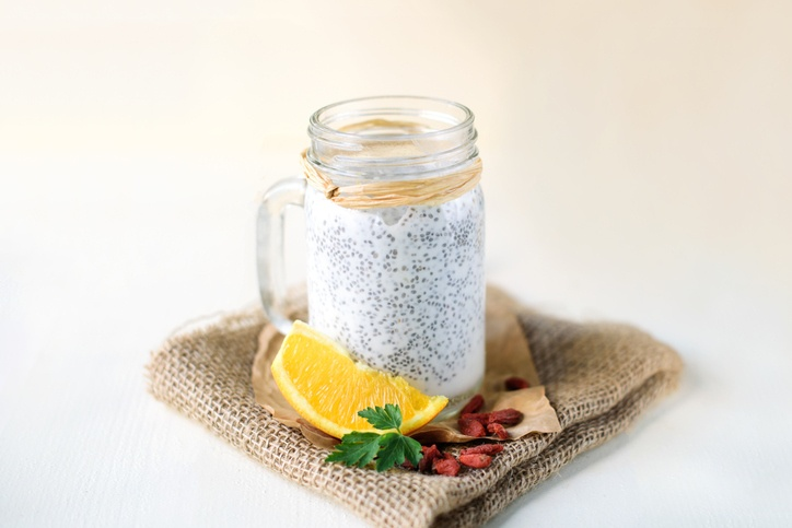 Overnight Oats chia