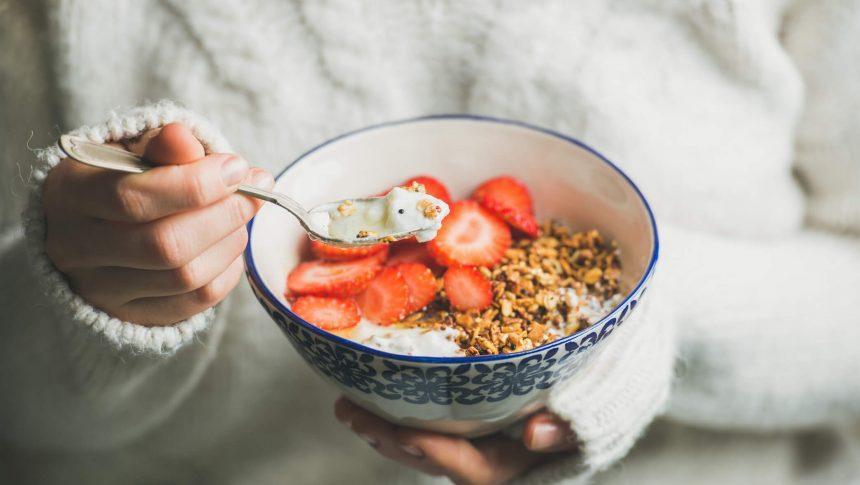 como consumir granola