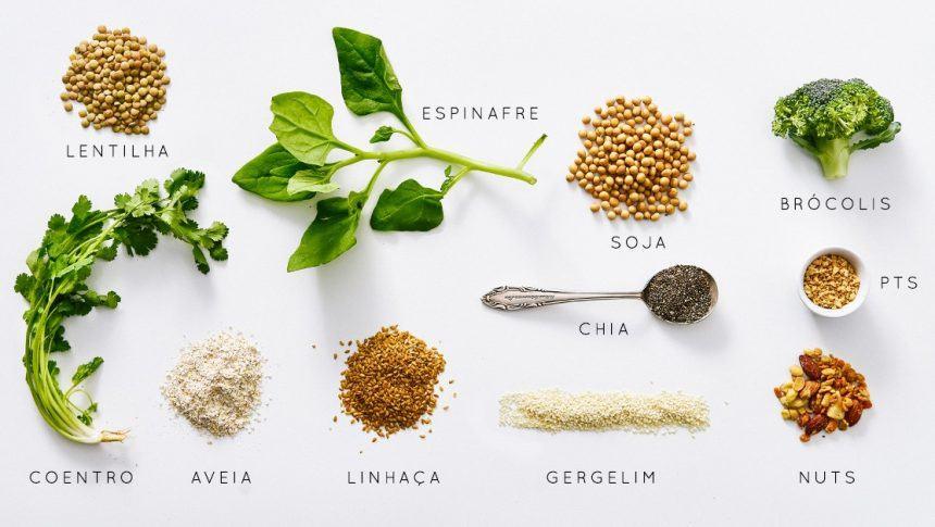 proteína vegetal