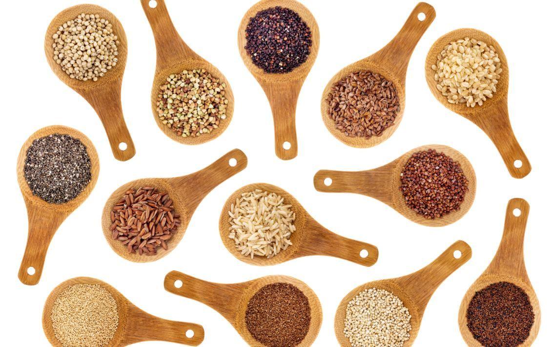 Alimentos que são boas fontes de proteínas vegetais