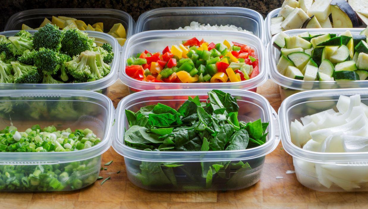 Como guardar corretamente os alimentos?