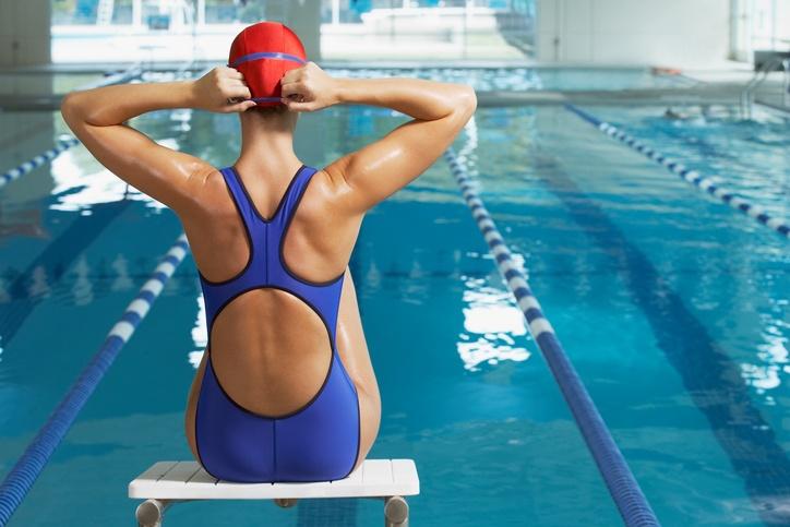 Natação é considerada o esporte mais completo (foto: istock)