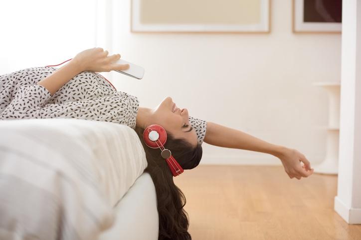 Não importa o ritmo: o legal é relaxar ao som do que a gente curte (foto: istock)