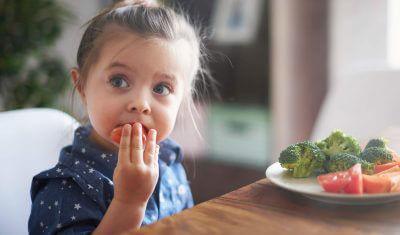 dicas de alimentação infantil