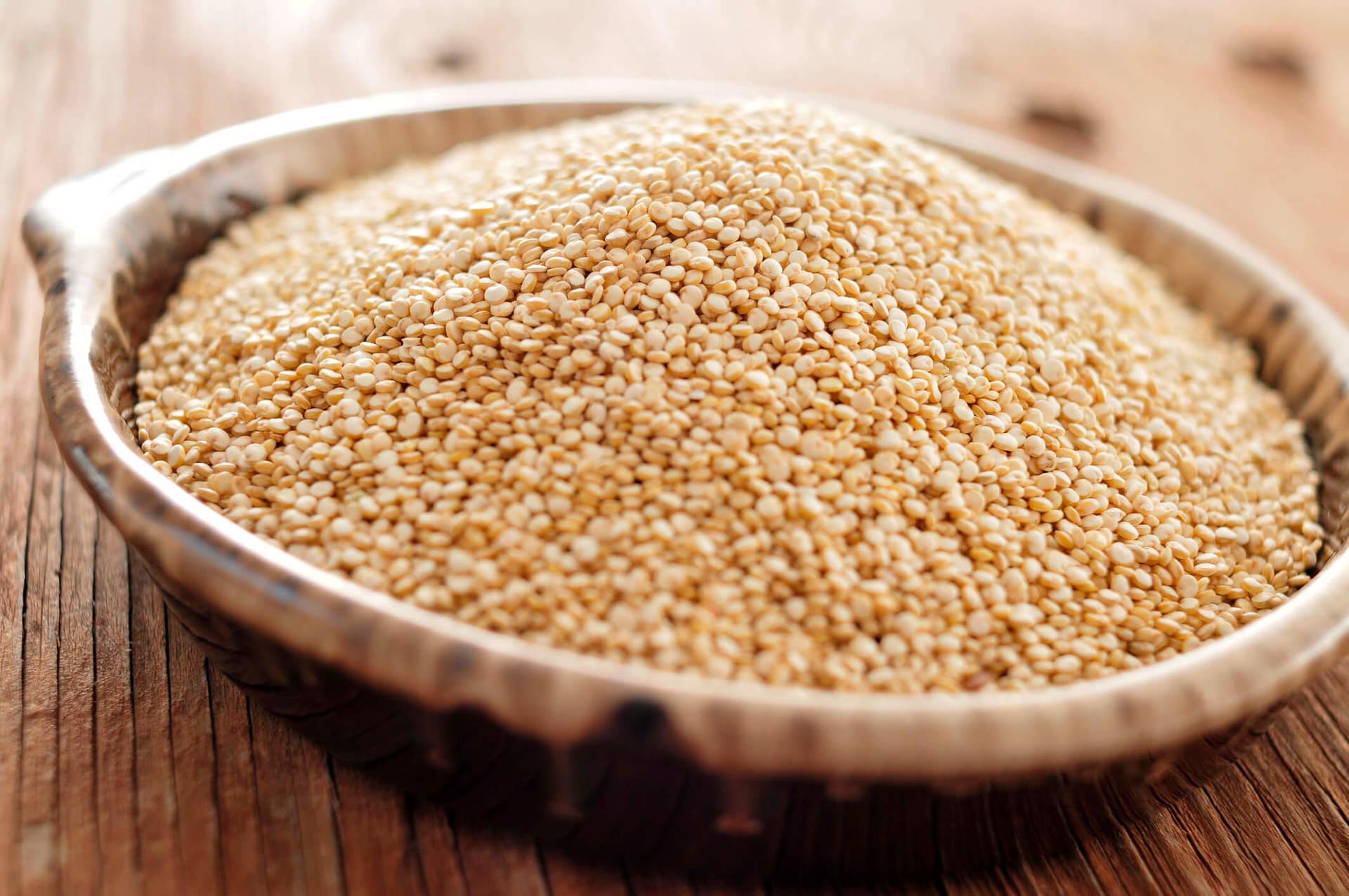 Amaranto: ajuda a ganhar massa muscular e substitui o arroz com feijão