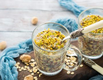 arroz doce de quinoa real