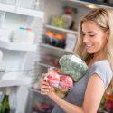 guardar frutas e legumes