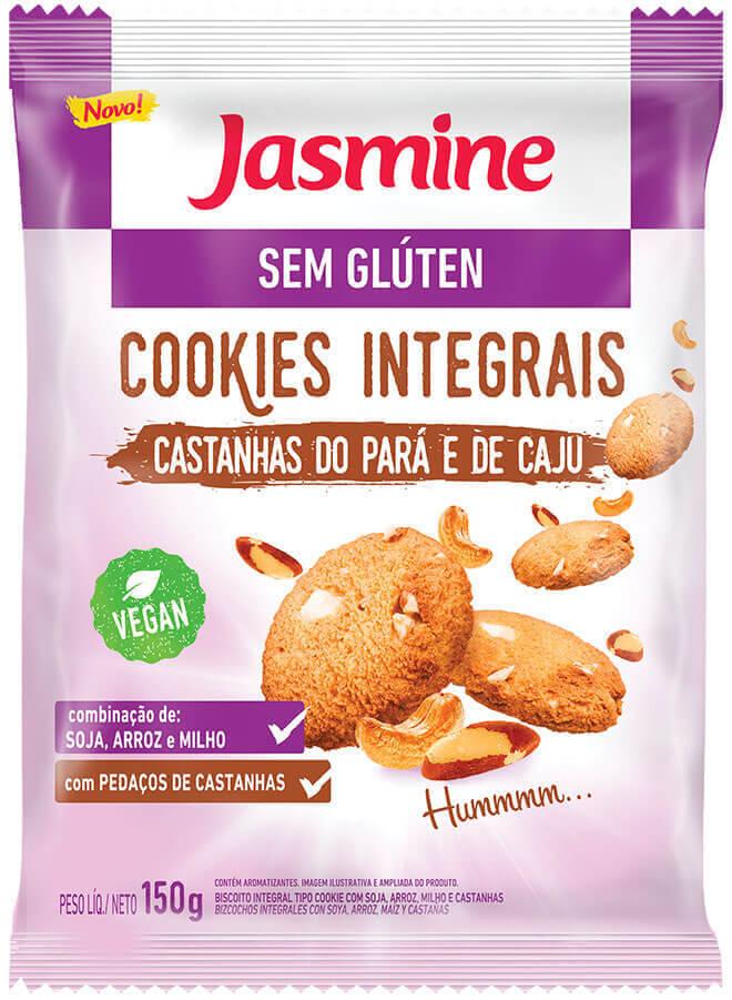 Cookies sem gl ten castanhas do par e caju jasmine alimentos - Alimentos ricos en gluten ...