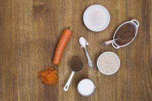receita de bolo de cenoura simples