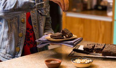 receita de brownie fácil