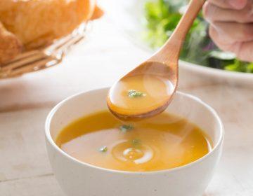 receitas de sopa saudável
