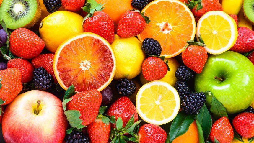 tipos de frutas