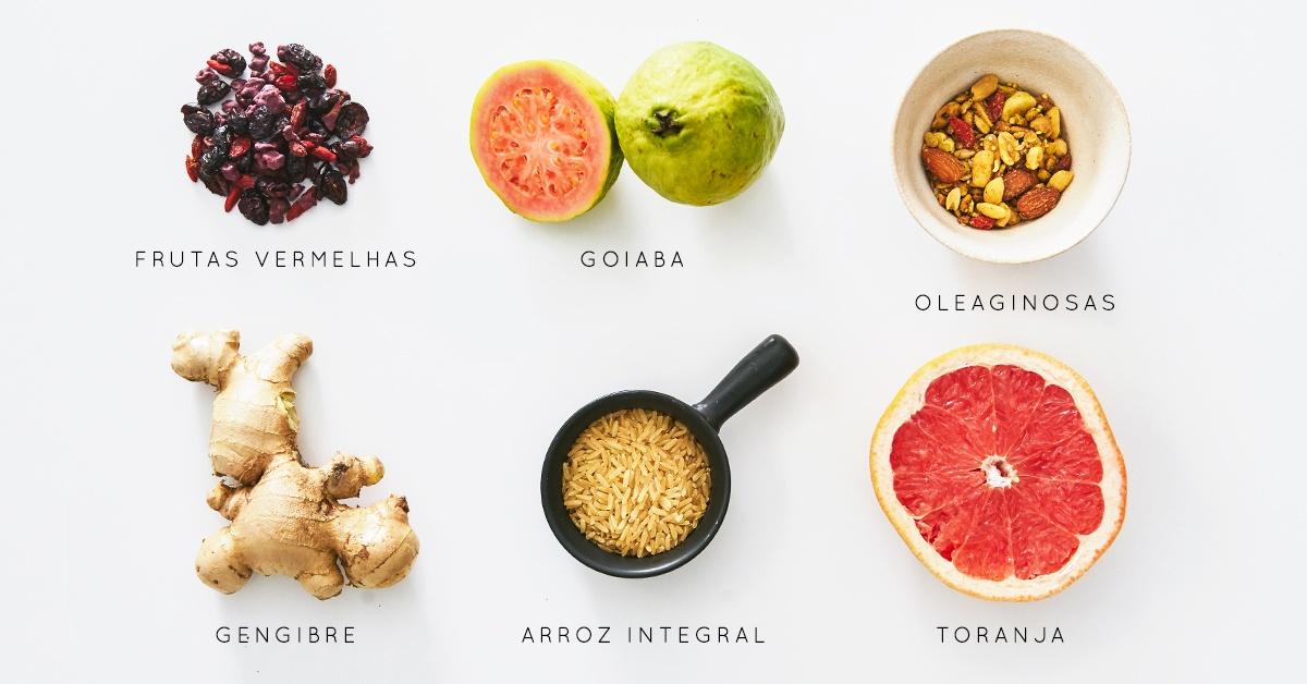 alimentos para celulite
