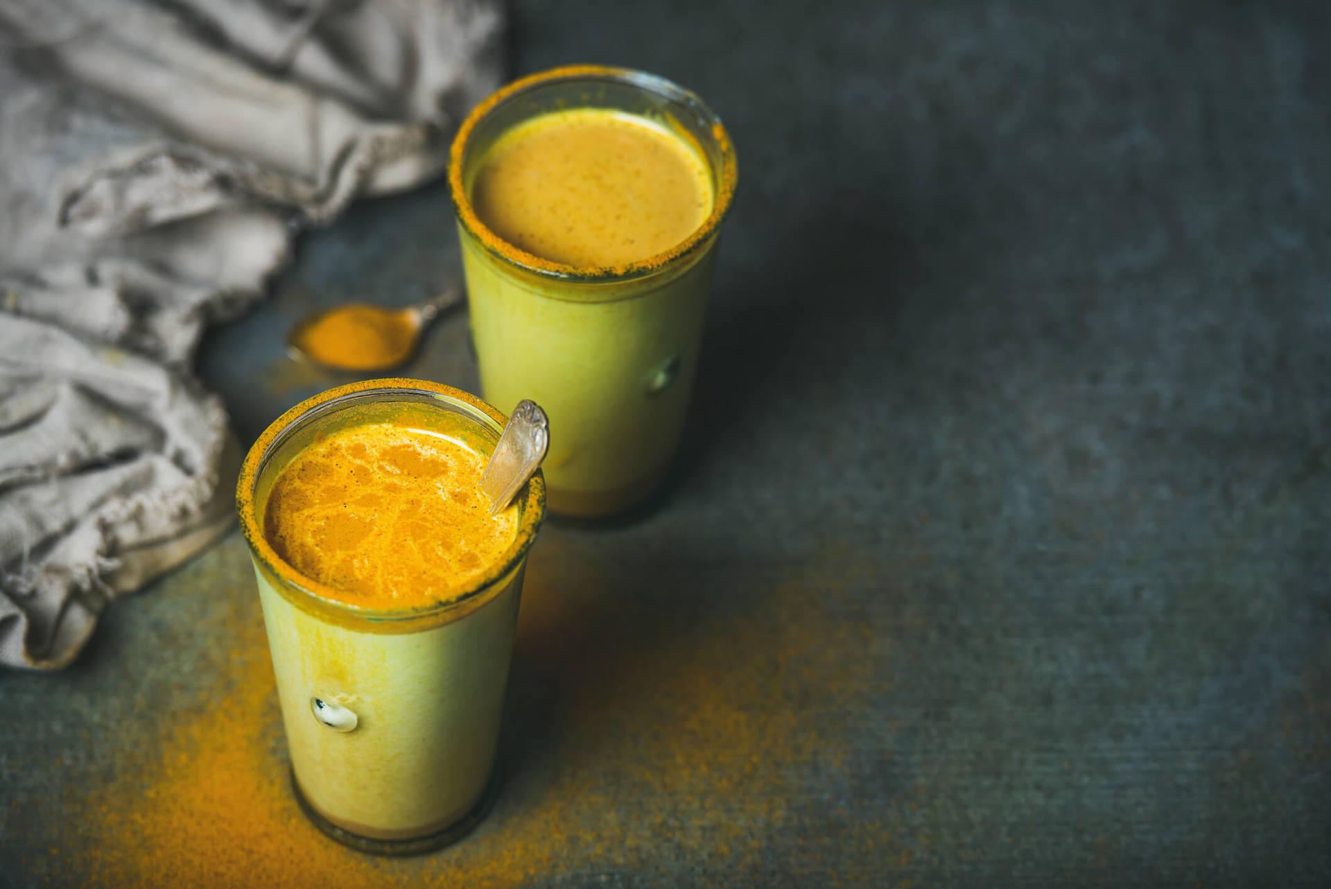 Agua Com Mel E Canela Beneficios leite dourado: a bebida de ouro da medicina ayurvédica