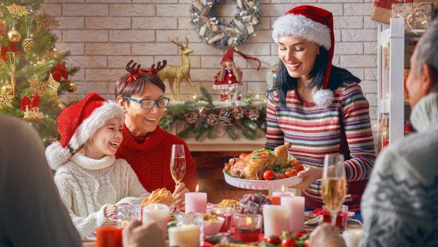 Dicas para ceia de Natal
