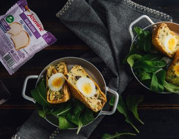 Receita de ovo escocês
