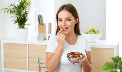 alimentos crocantes