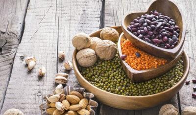 proteínas vegetais para substituir a carne
