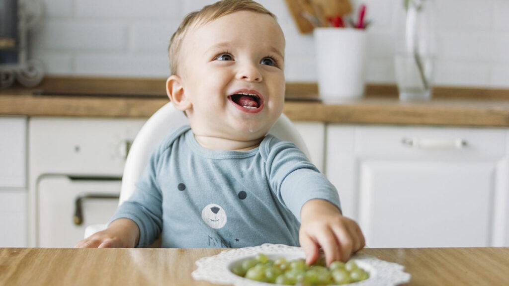 Como aumentar a imunidade do bebê