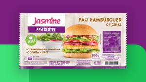 Pão de Hambúrguer Original