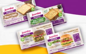 Jasmine Alimentos - História do pão